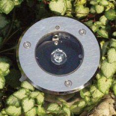 LED-Bodeneinbaustrahler   Edelstahl, Lichtfarbe weiß 6000°K, IP67 LED kaltweiß