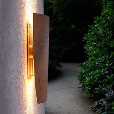 LED-Dachziegelleuchte Castelviel Up&Down  H 49,5cm