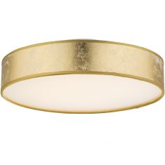 LED-Deckenleuchte Amy gold, 2 Größen