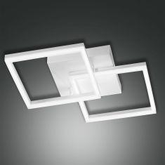 LED-Deckenleuchte Bard in 2 Farben, 45x45cm
