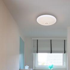 LED-Deckenleuchte Dome light mit warmweißem Licht