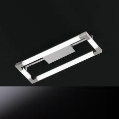 LED-Deckenleuchte Stick rechteckig, Acrylglas, 62 cm