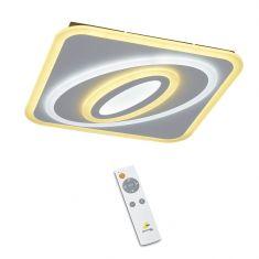 LED-Deckenleuchte Suzuka mit Fernbedienung, 40 Watt