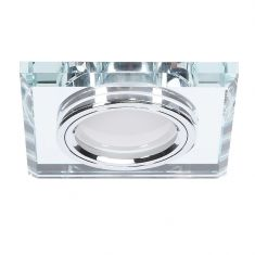 LED-Einbaustrahler mit Glasrahmen 3-fach dimmbar switchmo