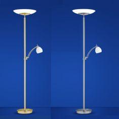 LED-Fluter Centurion von B-Leuchten in Nickel oder Mesing