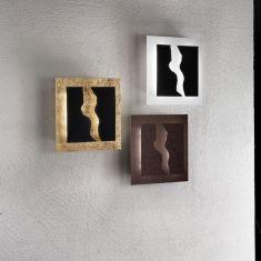 LED-Leuchte Cles für Wand oder Decke, drei Farben