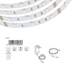 LED-Lichtband in neutralweiß - inklusive 120 LEDs - 2 m