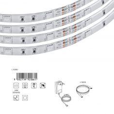 LED-Lichtband in neutralweiß - inklusive 300 LEDs - 5 m