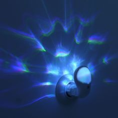 LED-Nachtlicht LED-Projektor mit Farbwechsel