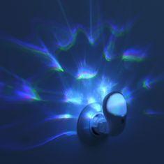 LED-Nachtlicht LED-Projektor mit kontinuierlichem  Farbwechsel  für die Steckdose