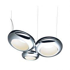 LED-Pendelleuchte Aura in zwei Größen