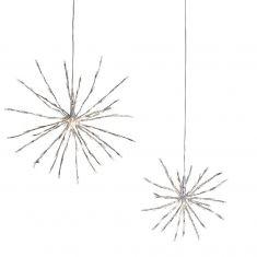 LED-Pendelleuchte Inga - für Innen oder Außen