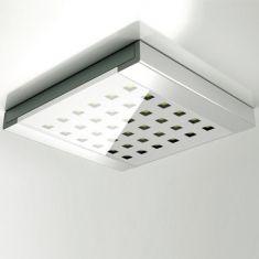 LED-Unterbauleuchte Edelstahloptik  7,5W LED 450 Lumen 3100°K