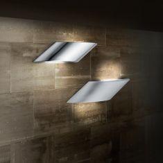 LED-Wandleuchte Escalate, zwei Varianten erhältlich
