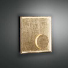 LED-Wandleuchte Fano, 40 x 40 cm, zwei Farben