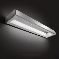 LED-Wandleuchte Jocy in Nickel-matt, Länge 23cm, 6Watt 6x 1 Watt, 23,00 cm