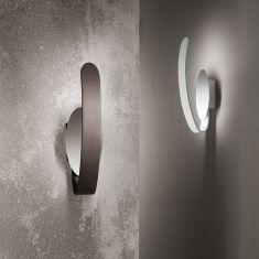 LED-Wandleuchte Levanto in zwei Farben erhältlich