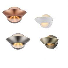 LED-Wandleuchte in verschiedenen Färbungen 3W