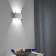 LED-Wandleuchte   IP44 6 x 1W LED 390 Lumen 6000 Kelvin