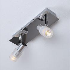 LED-Wandspot, LED 2 x 3W 2700K