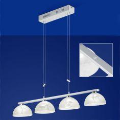 LED-Zugpendelleuchte Ebro von B-Leuchten
