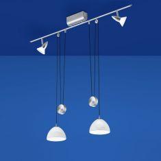 LED-Zugpendelleuchte Ortega von B-Leuchten
