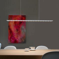 Liin LED-Pendelleuchte Anax touch sensor, 102 cm