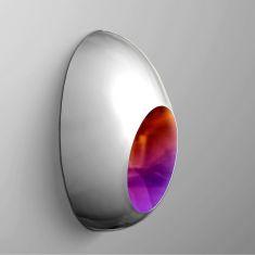 Luceplan Irisierende Design Wandleuchte Goggle