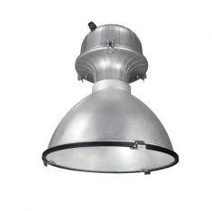 Metalldampflampe - HQL- Industrieleuchte- Leuchtenglocke E40 max. 250W , Gehäuse - Aluminium Druckguss-, IP54
