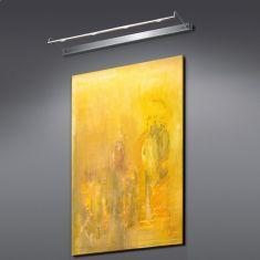 Moderne LED-Bilderleuchte - 4-flammig - 4 Oberflächen