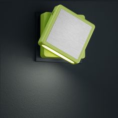 Nacht- und Orientierungslicht für die Steckdose, Grün, 1 x 2 W LED