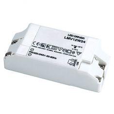 Netzteil für LED Leuchten 24V/ 12W, nur Innenbereich