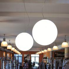 Pendel Snowball 30cm Ø für den Innenbereich 1x 40 Watt, II, 30,00 cm