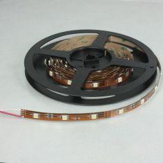Power-LED Flexband 500cm lang in warmweiß oder RGB-Farbwechsel mit Fernbedienung, 7,2Watt