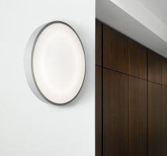 Runde Wand- oder Deckenleuchte, 50,4 cm