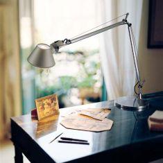 Schreibtischleuchte Artemide Tolomeo Tavolo Halo