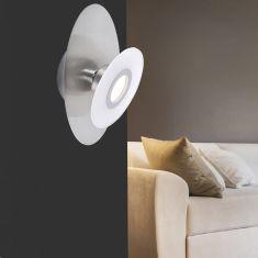 Schwenkbare LED-Wandleuchte Magna mit LED-Switchmo®