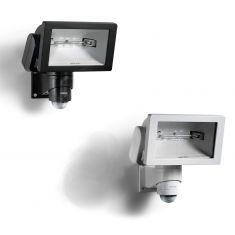 Sensor - Außenstrahler aus Kunststoff und Keramik mit Infrarot