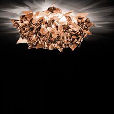 Slamp Designerlampe Veli Ø 53cm - Kupfer 2x 20 Watt, kupfer