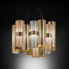 Slamp LED-Designerleuchte La Lollo suspension M