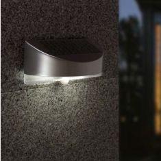 Solar-LED-Leuchte mit Bewegungsmelder