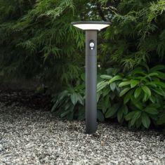 Solar-Sensor - LED Sockelleuchte Karina