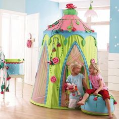Spielzelt fürs Kinderzimmer