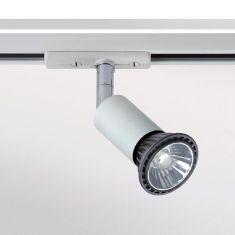 Spot Eta in weiß / Chrom für HV-Proline Magnetsystem