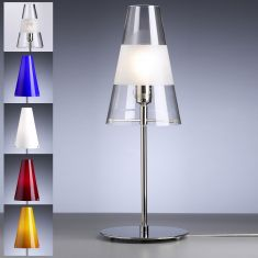 Tecnolumen, Design-Tischlampe TLWS, verschiedene Farben
