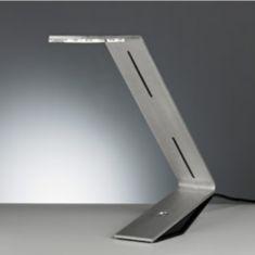 Tecnolumen, LED Tischleuchte Flad in 2 Farben, 1x7Watt LED