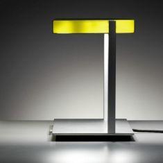 Tecnolumen, Tischleuchte Ton, Farbfiltersatz Weiß-Gelb
