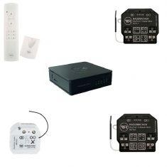 5 teiliges HomePilot® Paket von Rademacher