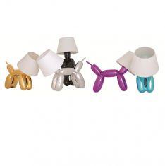 Tischleuchte Doggy verschiedene Farben wählbar