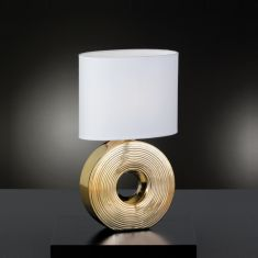Tischleuchte Eye - 38 cm hoch - in zwei Farben